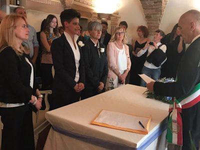 Le Residenze del Tenore - matrimonio gay - Maggio 2017